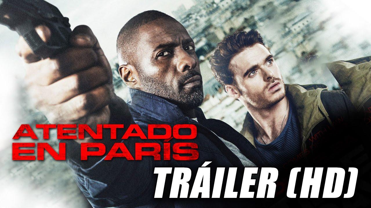 Atentado En París (Bastille Day) – Soundtrack, Tráiler