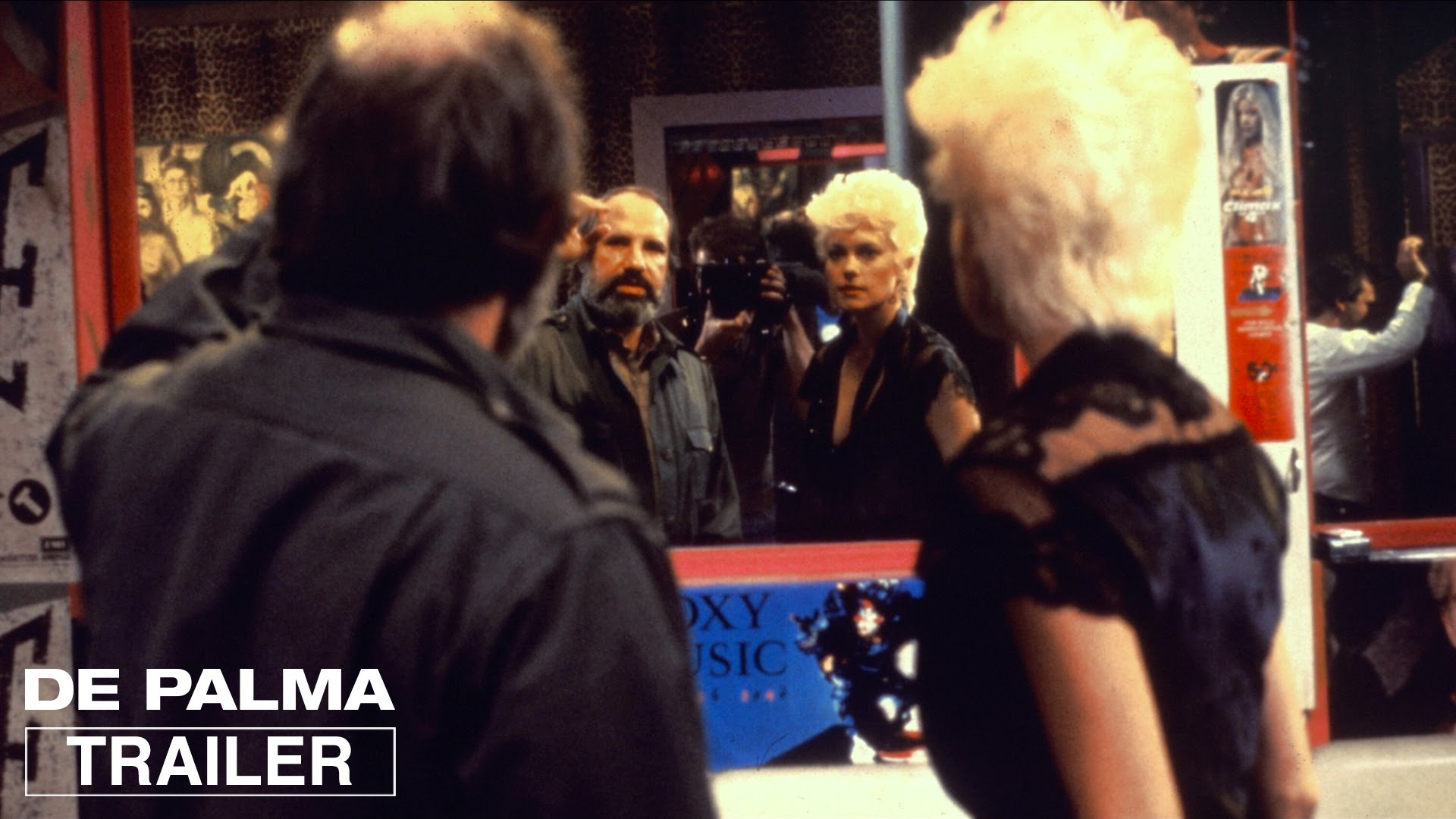 De Palma (Documental) – Tráiler