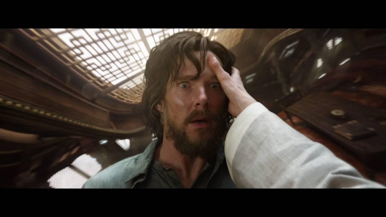 Doctor Strange: Hechicero Supremo – Soundtrack, Tráiler