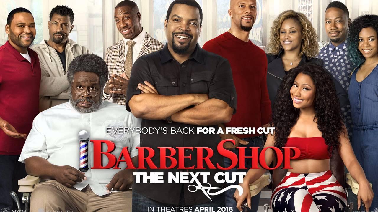 Barbershop: The Next Cut – Tráiler, Soundtrack