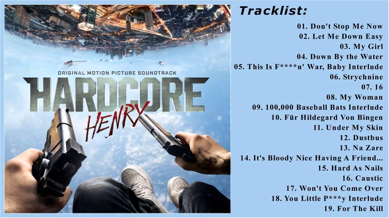 Hardcore: Misión Extrema (Hardcore Henry) – Soundtrack, Tráiler