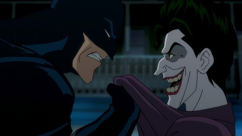 Batman: The Killing Joke – Soundtrack, Tráiler