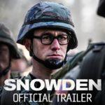 Soundtrack, Tráiler – Snowden