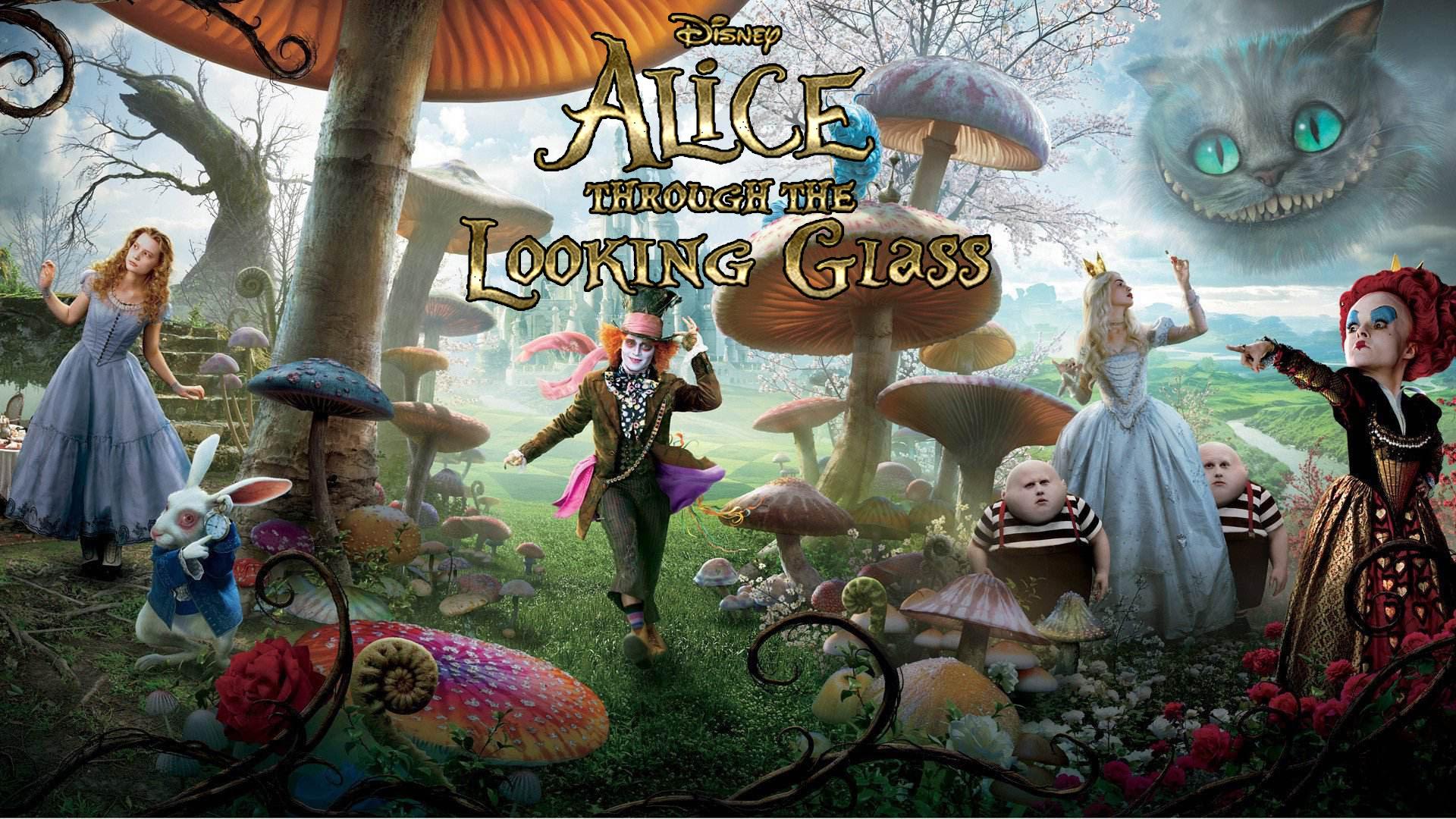 Soundtrack – Alicia A Través Del Espejo (Alice Through the Looking Glass)
