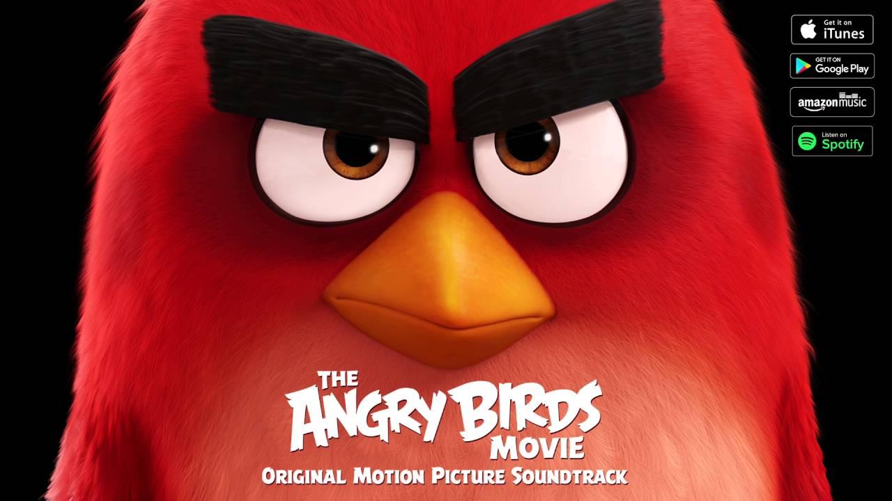 Angry Birds: La Película (The Angry Birds Movie) – Soundtrack, Tráiler