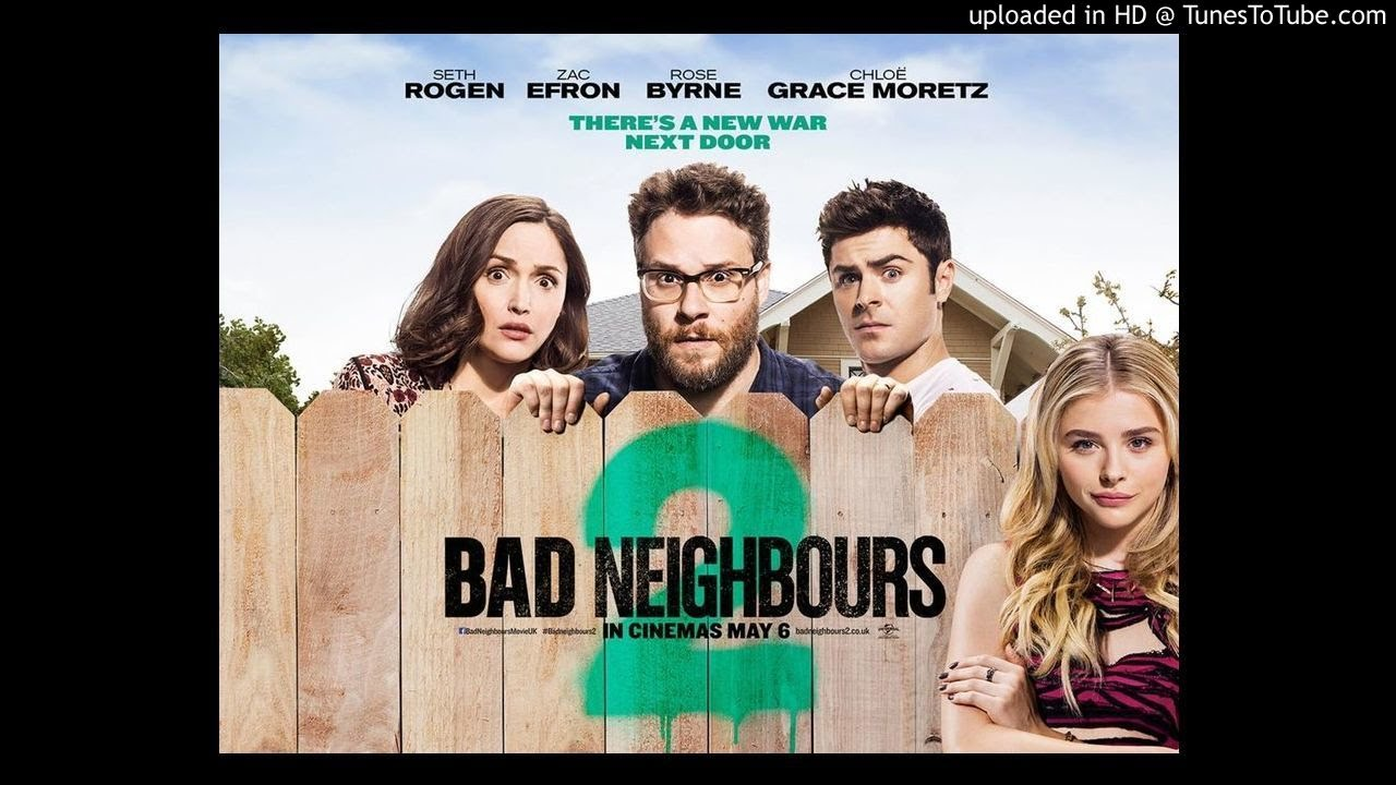 Soundtrack – Buenos Vecinos 2 (Neighbors 2: Sorority Rising)