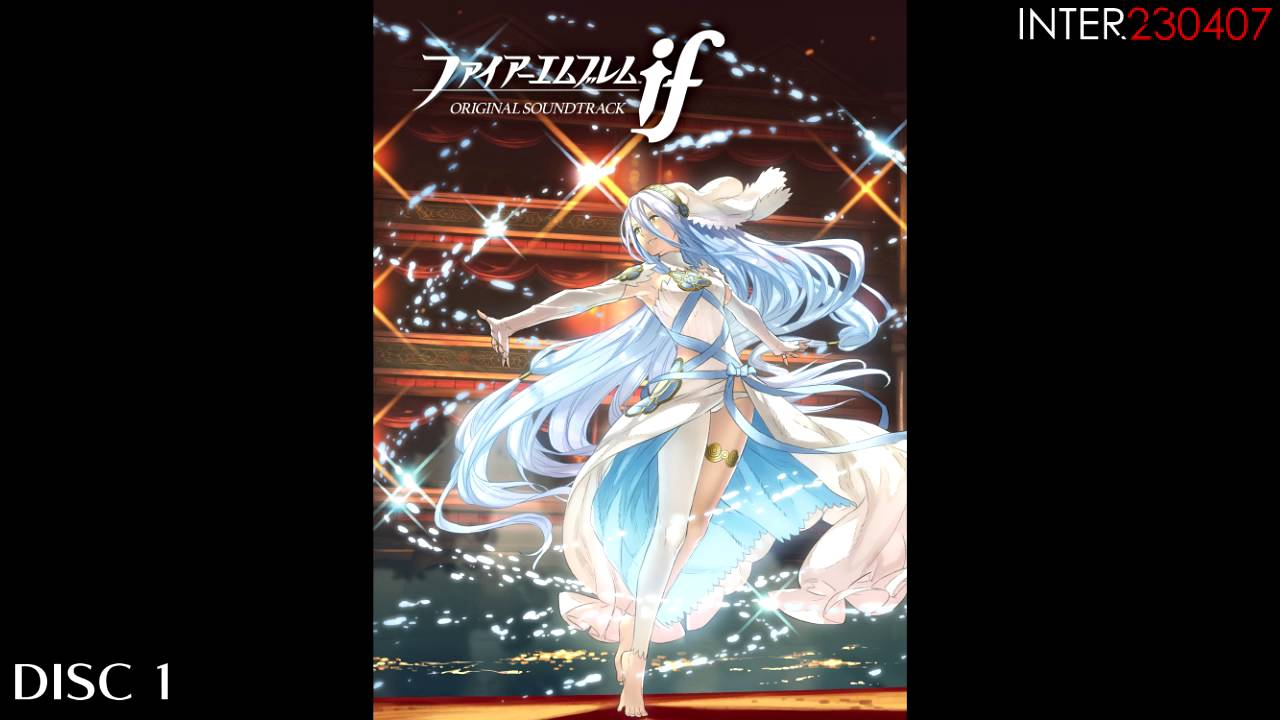 Fire Emblem Fates (Fire Emblem If) (3DS) – Soundtrack, Tráiler