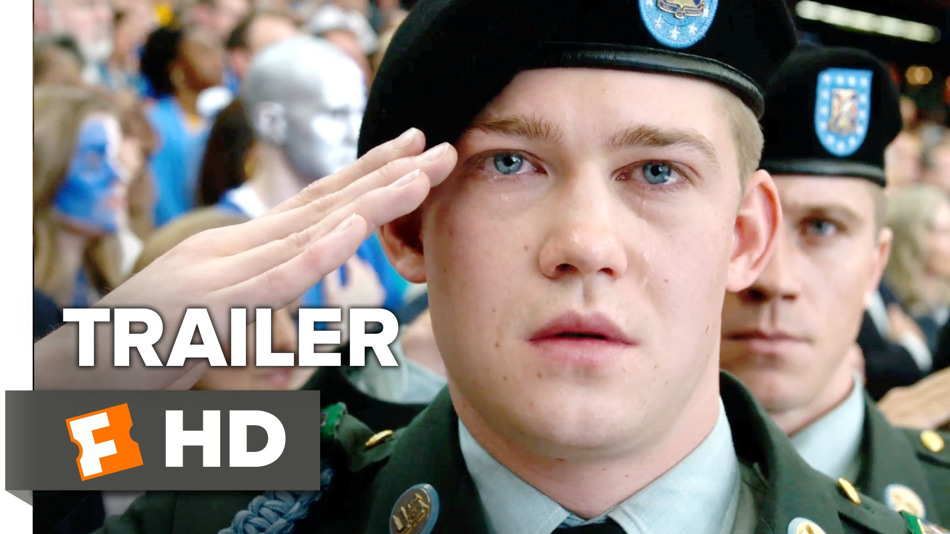 Tráiler – Billy Lynn's Long Halftime Walk