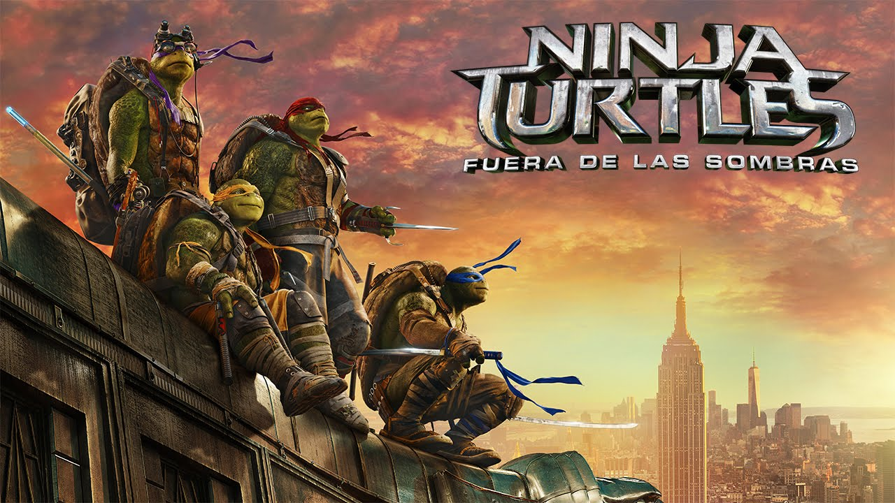 Soundtrack, Tráiler –  Tortugas Ninja 2: Fuera de las Sombras (Teenage Mutant Ninja Turtles: Out of the Shadows)