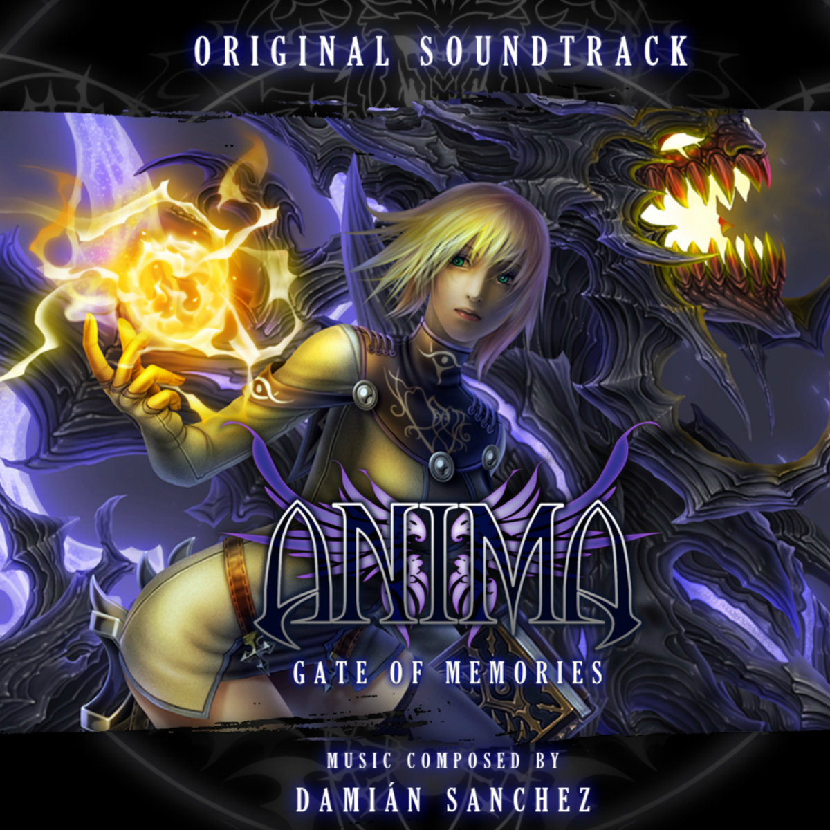 Anima : Gate of Memories (PC, Linux, PS4, XB1) – Soundtrack