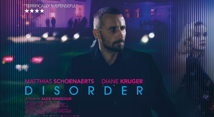 Soundtrack, Tráiler – Disorder (Maryland)