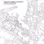 Mobile Suit Gundam Thunderbolt – Soundtrack, Tráiler