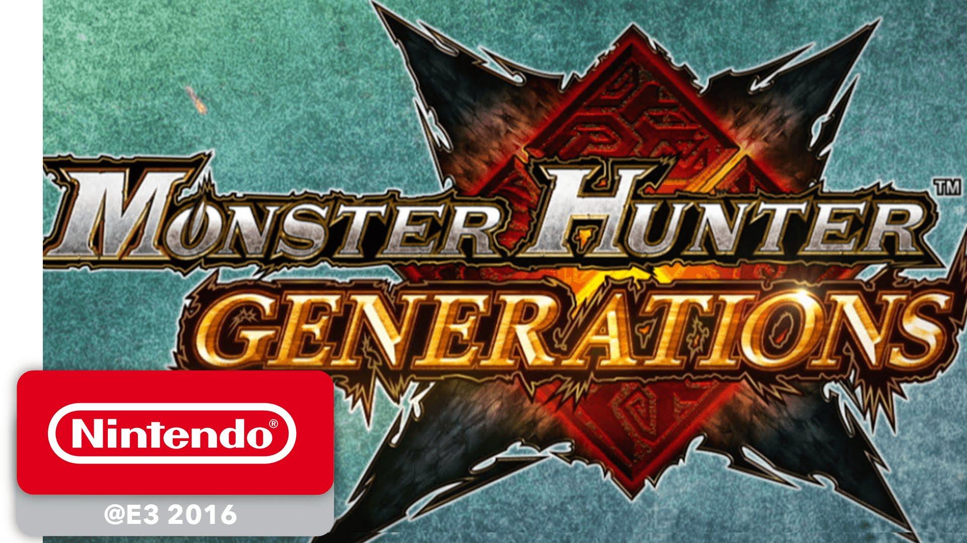 Soundtrack, Tráiler – Monster Hunter Generations (3DS)