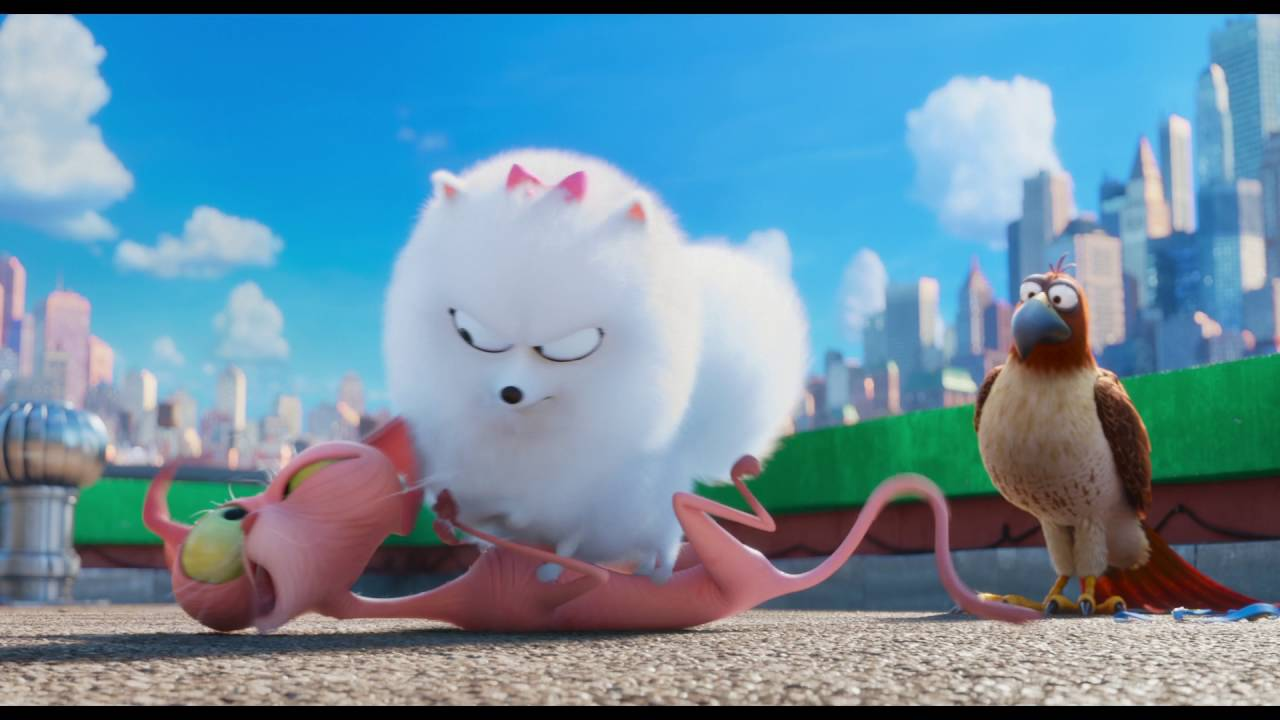 La Vida Secreta de tus Mascotas (The Secret Life of Pets) – Soundtrack, Tráiler
