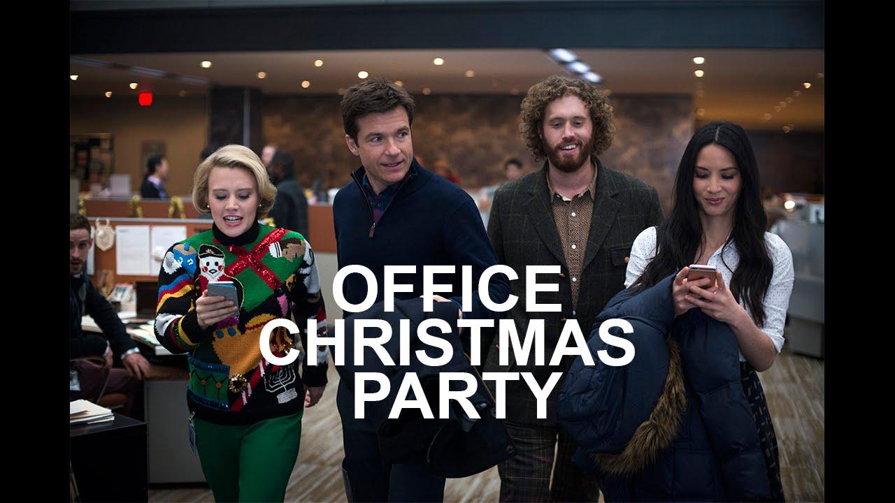 Soundtrack, Tráiler - Fiesta de Navidad en la Oficina (Office ...