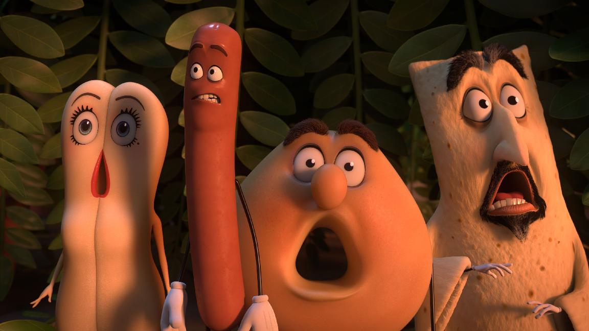 Soundtrack – La Fiesta de las Salchichas (Sausage Party)