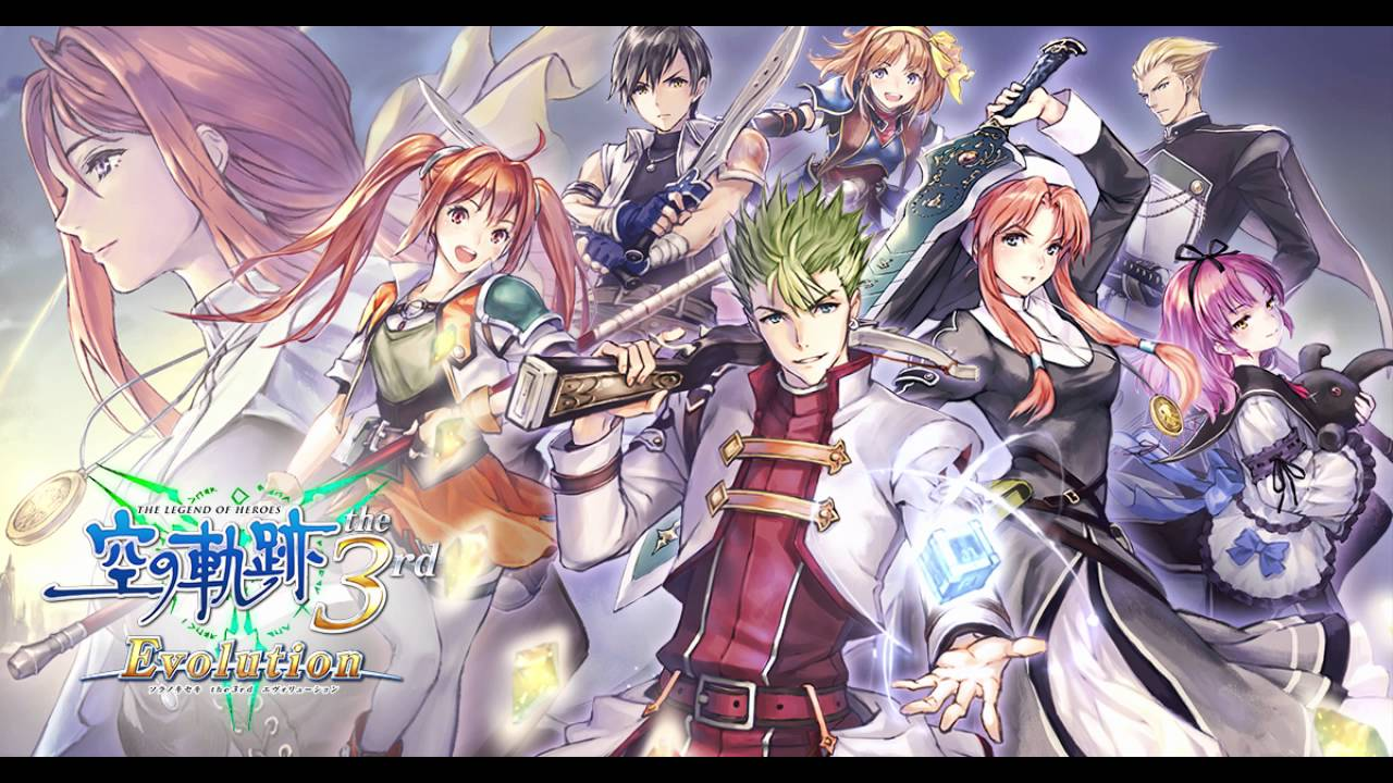 Soundtrack – The Legend of Heroes: Trails in the Sky the 3rd Evolution (PS Vita)