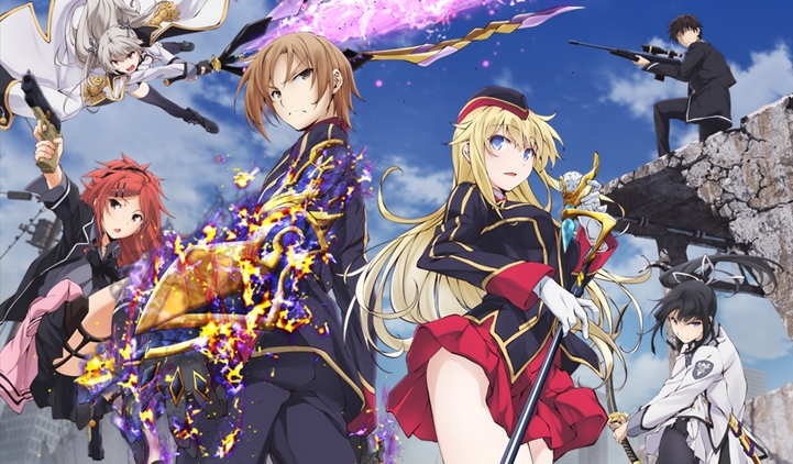 Soundtrack – Qualidea Code