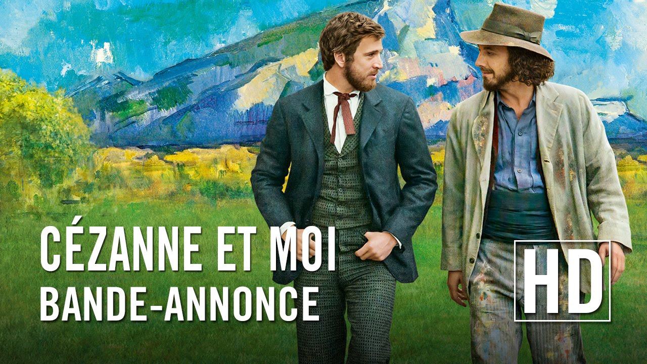 Soundtrack, Tráiler – Cézanne and I (Cézanne et moi)