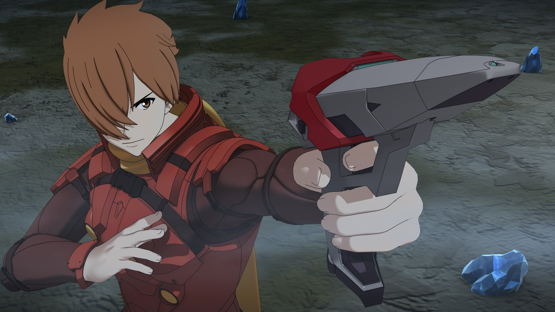 Tráiler – Cyborg 009 Call of Justice