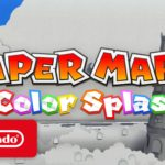 Tráiler – Paper Mario: Color Splash (Wii U)