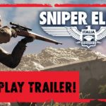 Tráiler – Sniper Elite 4 (PC, PS4, XB1)