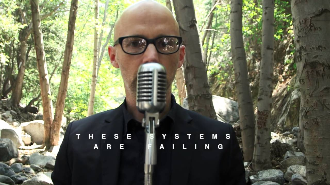 These Systems Are Failing (Moby & The Void Pacific Choir) – Álbum