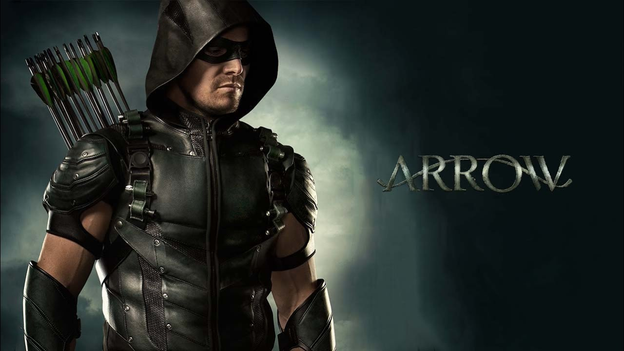 Image result for arrow serie
