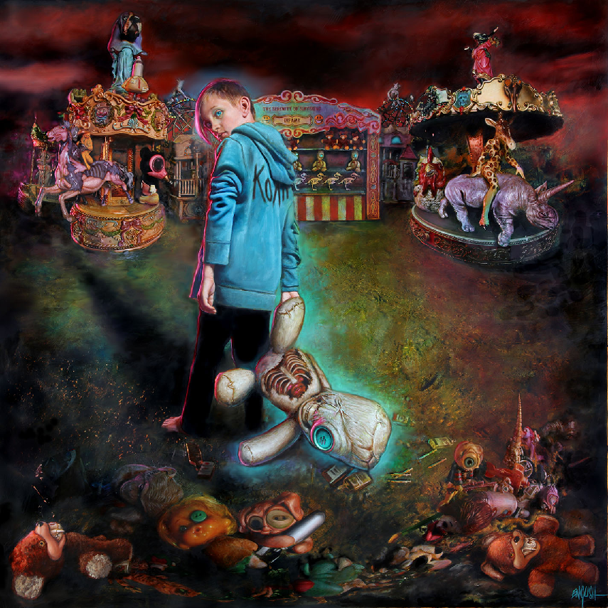 The Serenity of Suffering (Korn) – Álbum