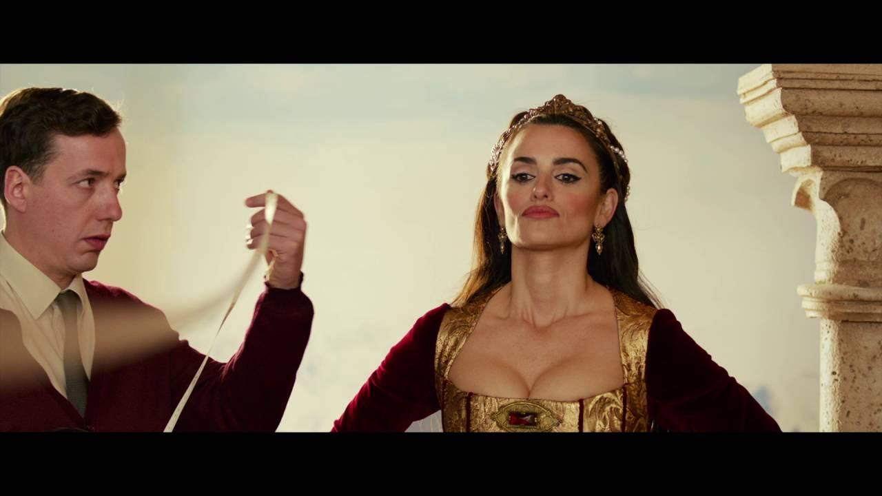 Soundtrack, Tráiler – La Reina de España