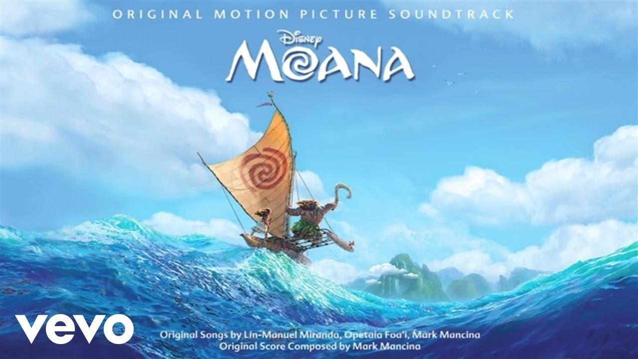 Soundtrack, Tráiler – Moana: Un Mar de Aventuras (Moana)