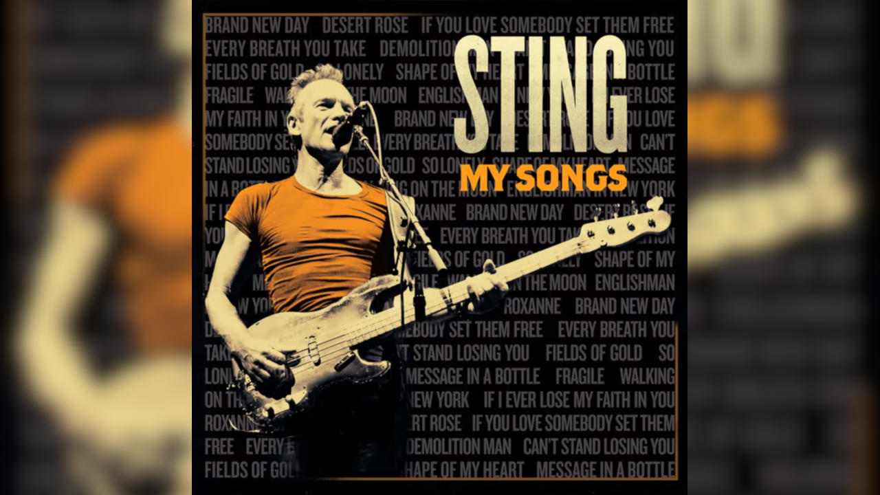 Sting – Discografía (1985-2019)