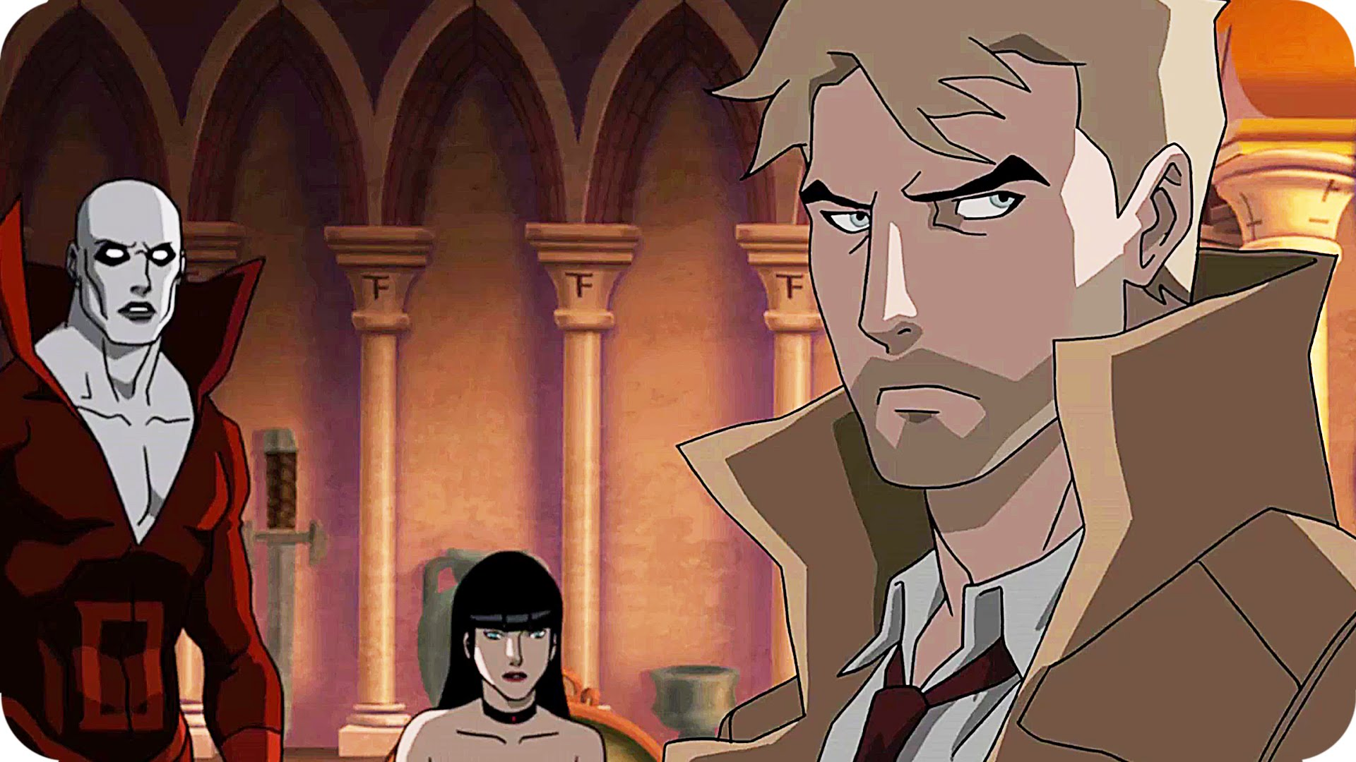 Liga de la Justicia Oscura (Justice League Dark) – Soundtrack, Tráiler