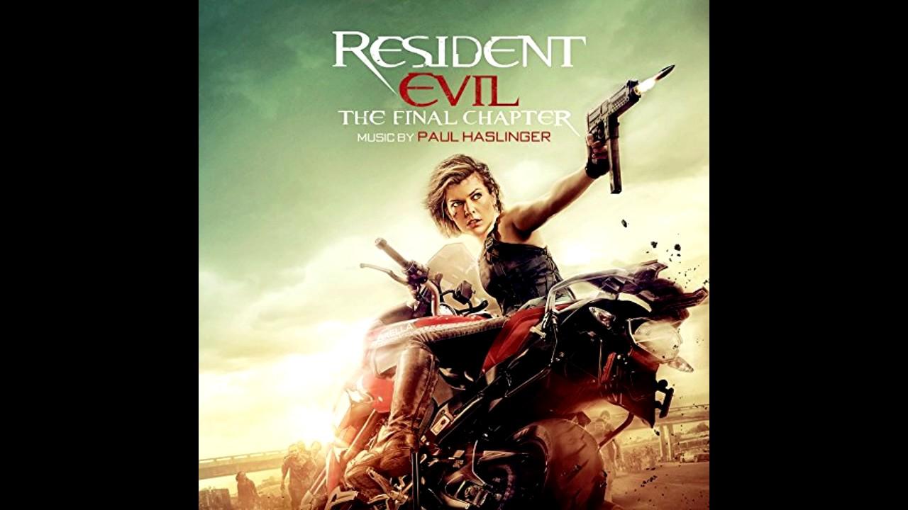 Soundtrack, Tráiler – Resident Evil: Capítulo Final (Resident Evil: The Final Chapter)
