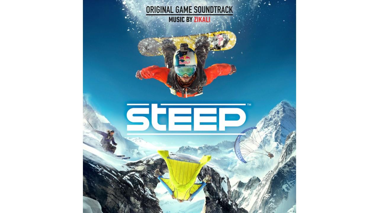 Soundtrack, Tráiler – Steep (PC, PS4, XB1)