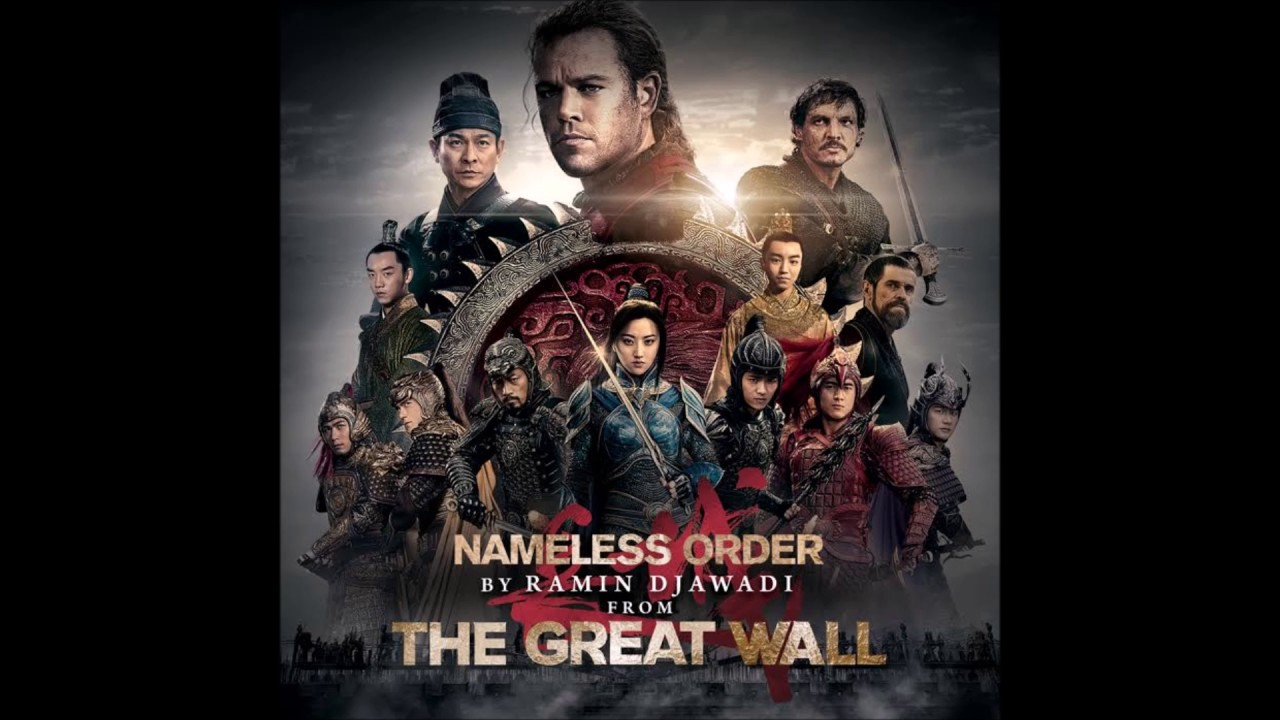 La Gran Muralla (The Great Wall) – Soundtrack, Tráiler