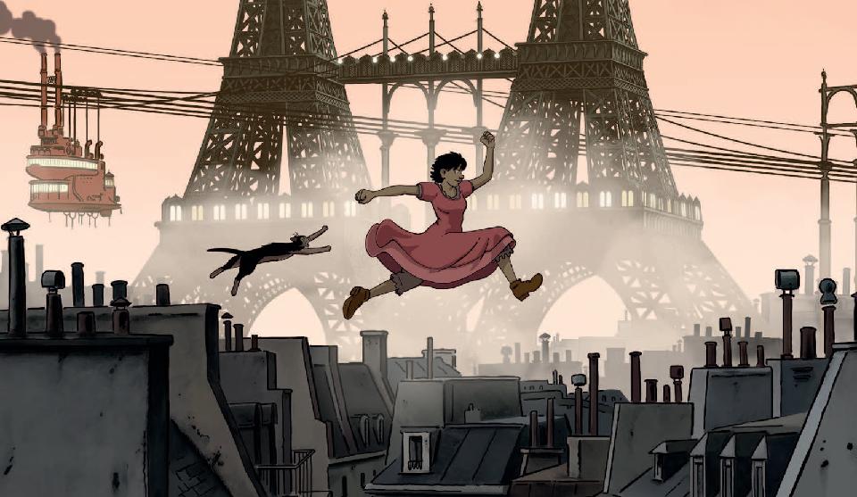 Abril y el Mundo Extraordinario (Avril et le monde truque) – Soundtrack, Tráiler