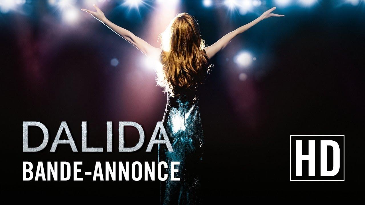 Dalida – Soundtrack, Tráiler