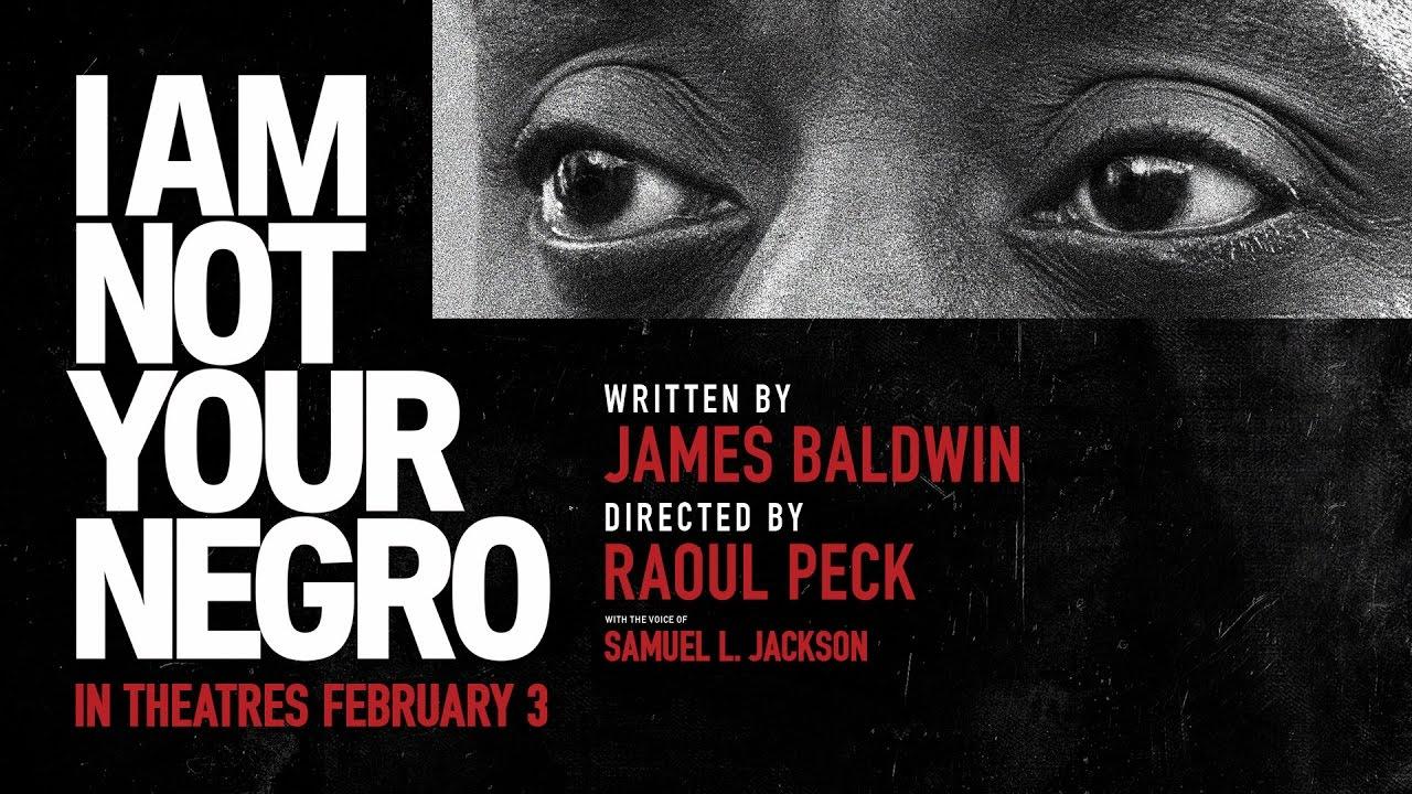 No Soy Tu Negro (I Am Not Your Negro) – Soundtrack, Tráiler
