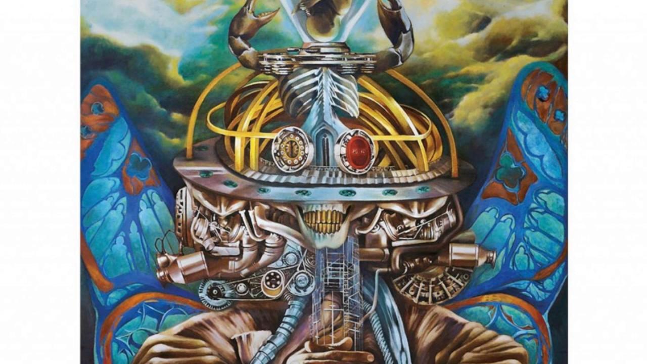 Machine Messiah (Sepultura) – Álbum