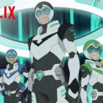 Voltron: El Defensor Legendario (Voltron: Legendary Defender) – Soundtrack, Tráiler