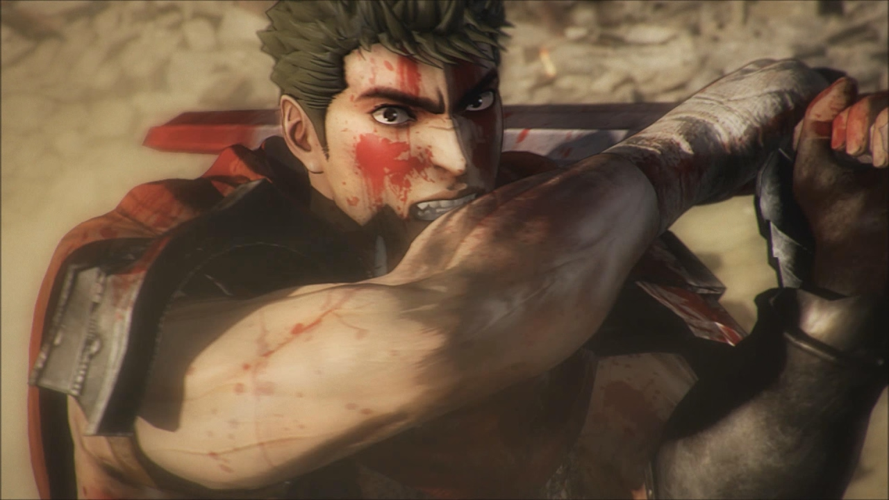 Berserk and the Band of the Hawk (PC, PS4, PS Vita) – Tráiler