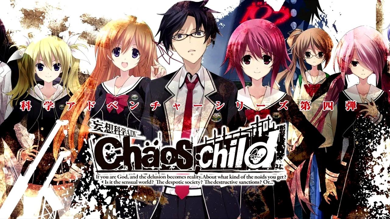 Chaos;Child (Anime) – Soundtrack, Tráiler