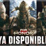 For Honor (PC, PS4, XB1) – Soundtrack, Tráiler