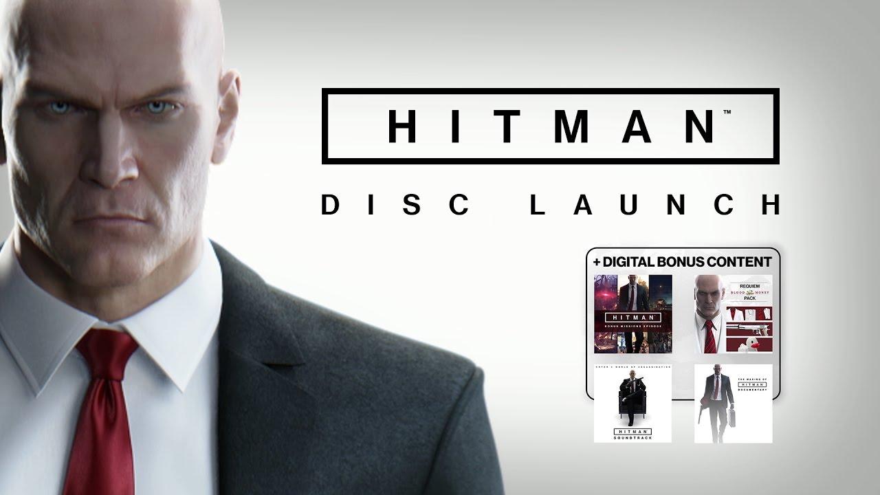 Hitman (PC, PS4, XB1) – Soundtrack, Tráiler