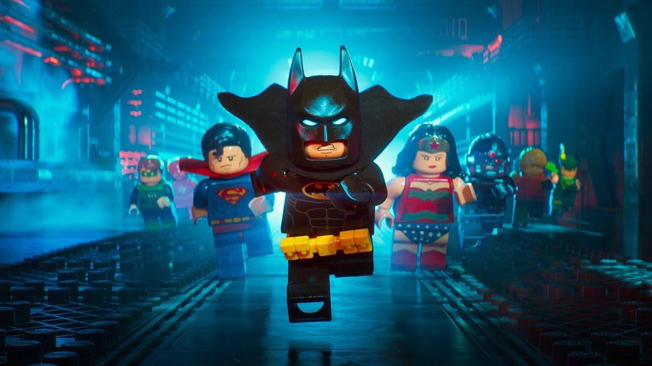 LEGO Batman: La Película (The LEGO Batman Movie) – Soundtrack, Tráiler