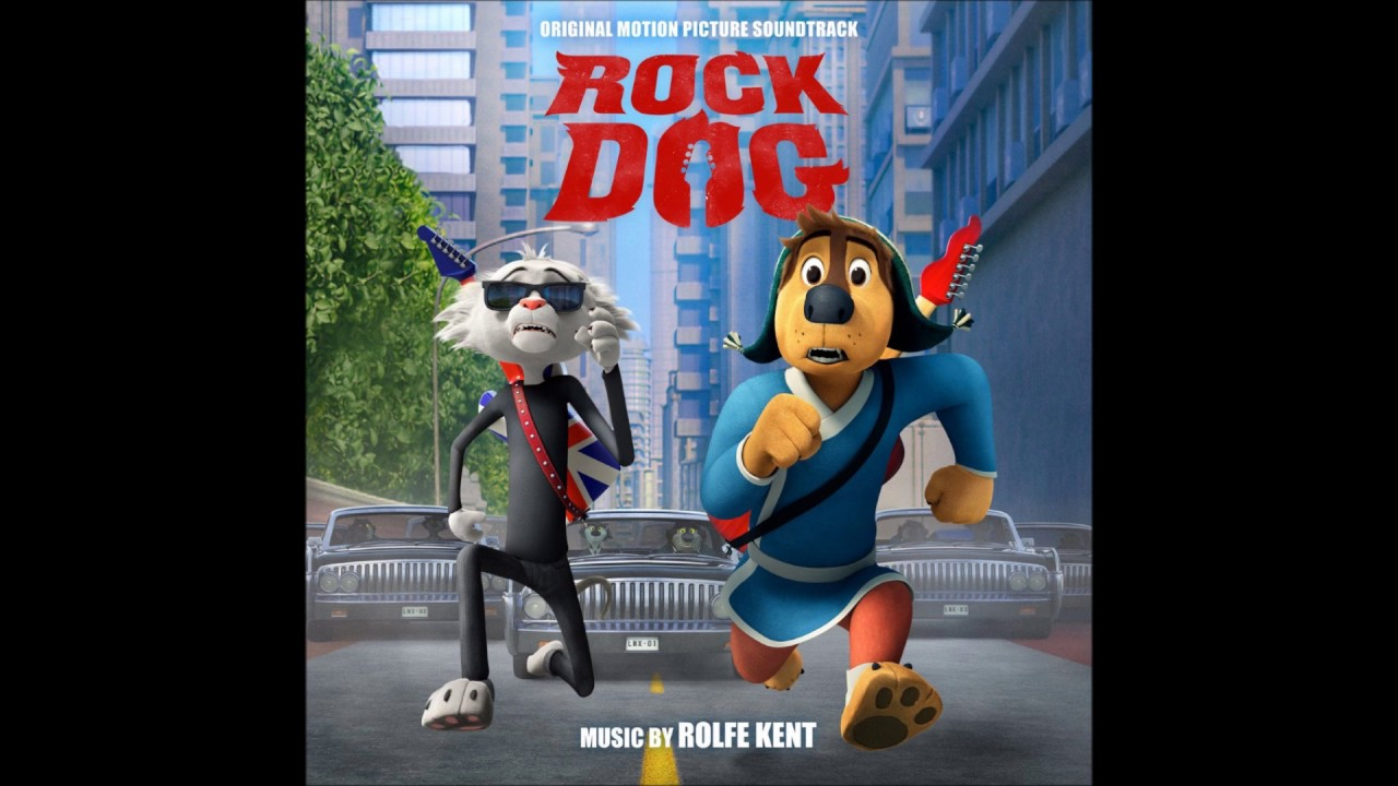 Rock Dog – Soundtrack, Tráiler