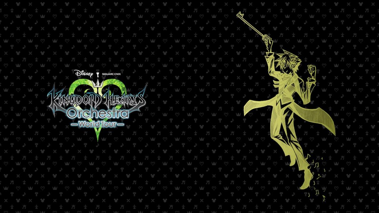 Kingdom Hearts Orchestra -World Tour- Álbum