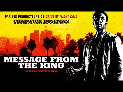 Message from the King – Tráiler