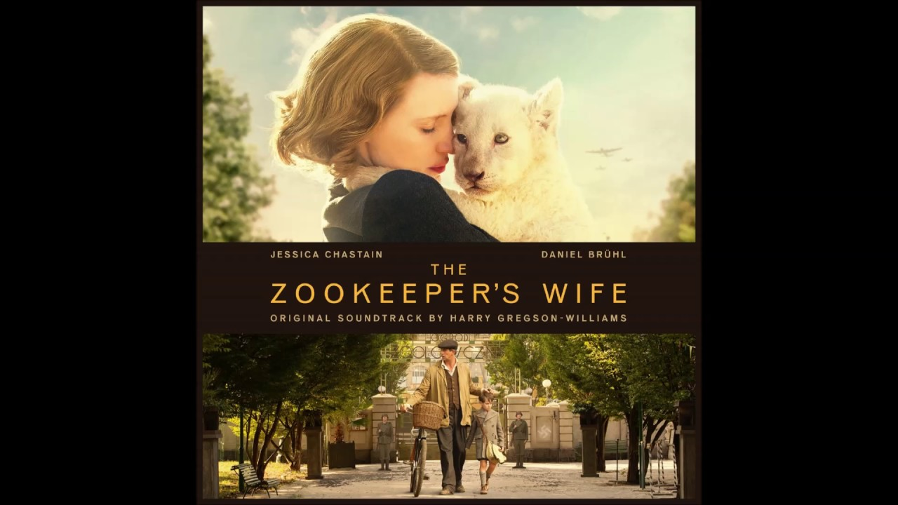 The Zookeeper's Wife – Soundtrack, Tráiler